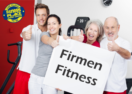 +++ Firmenfitness +++