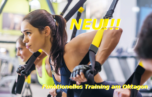 +++ NEU!! Funktionelles Training am Oktagon in Haltern am See +++