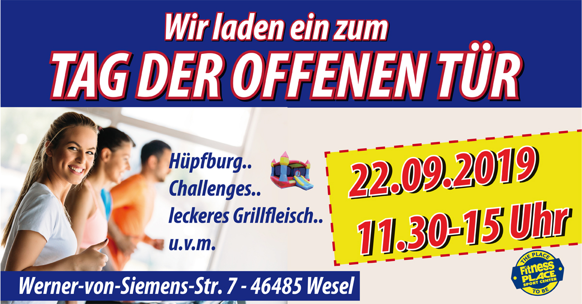 Grill & Drillevent in Wesel